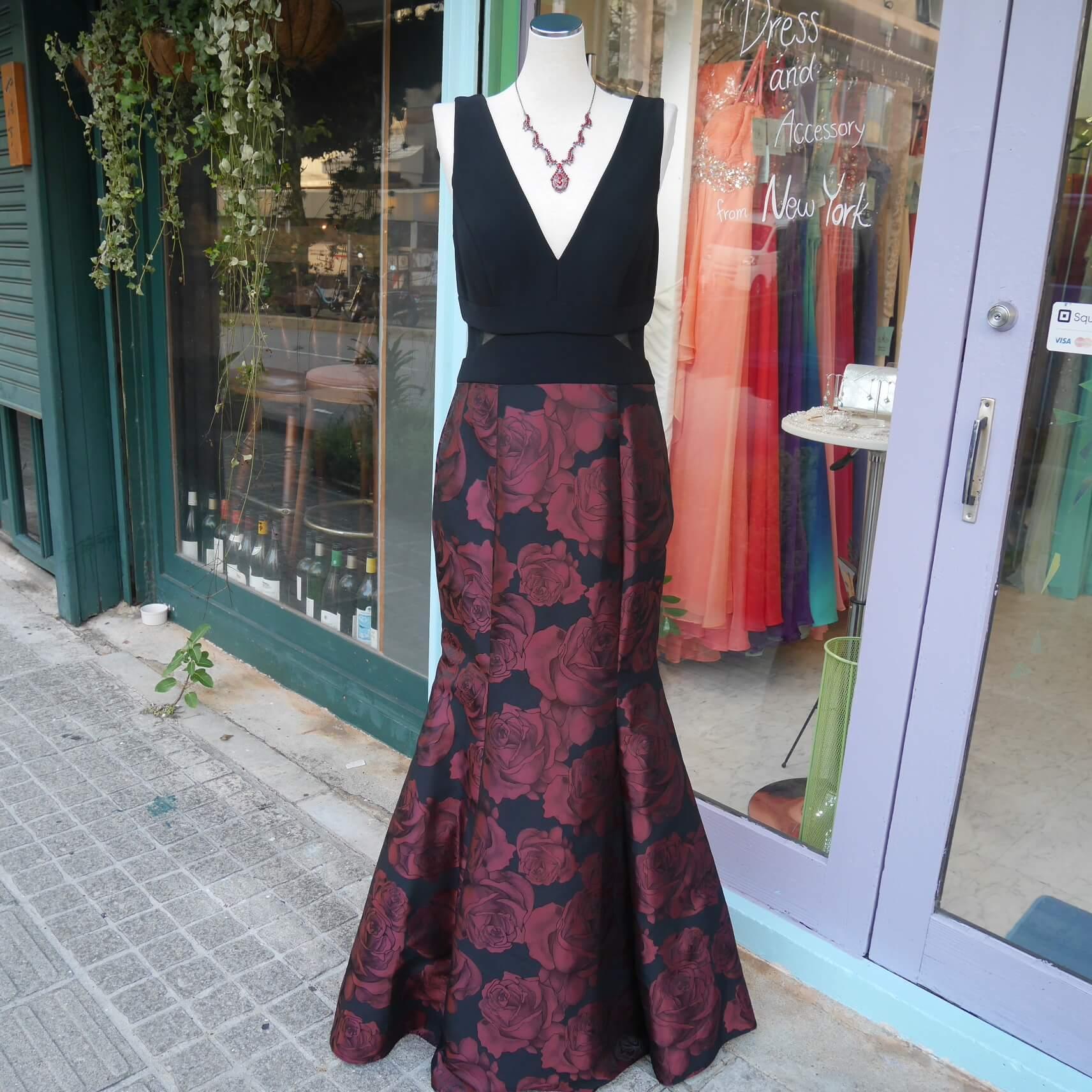 沖縄 那覇 大きいサイズ ドレス ワンピース パーティードレス