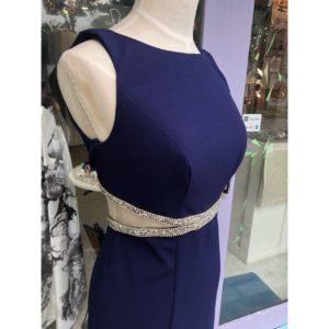シャンデリアブティックのショートドレス。綺麗なラインにキラキラストーン セクシードレスシャンデリアブティックのショートドレス。綺麗なラインにキラキラストーン セクシードレス